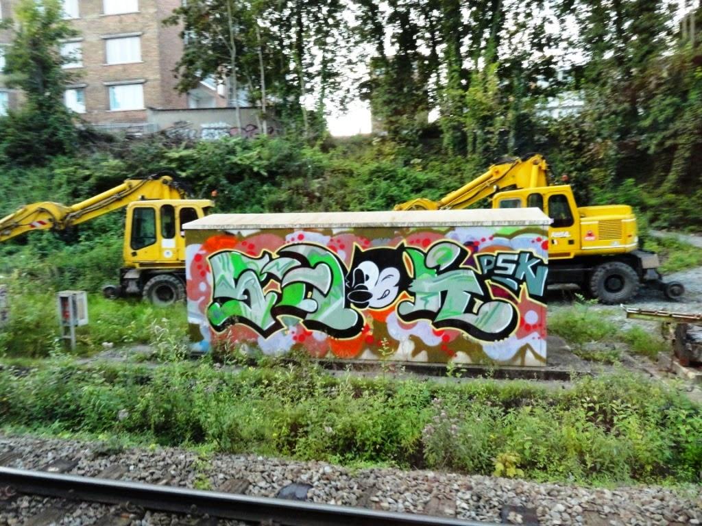 NAMUR - BRUSSELS