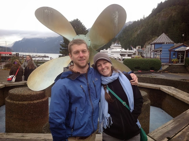 Horseshoe Bay, BC, propeller