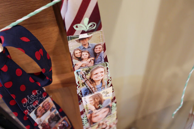 Handmade Fathers Day Tie 2015 - Aimee Ferre