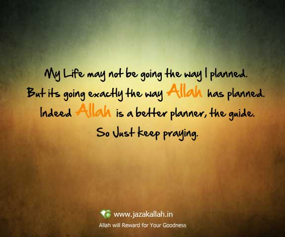 Islamic Quotes About Life. QuotesGram