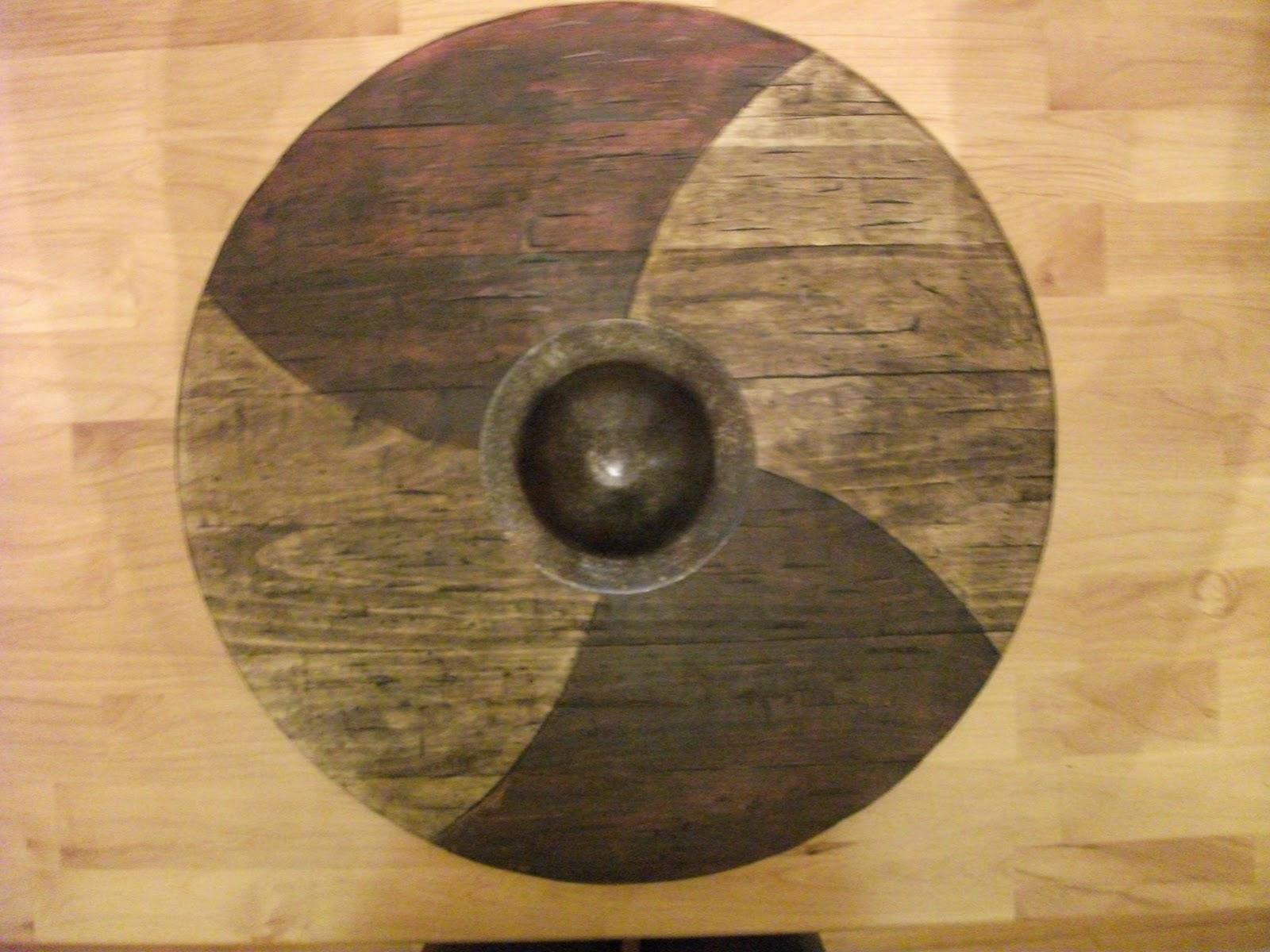 MixedMartialArtsAndCrafts Viking Shield II