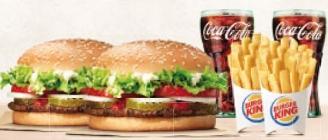 buoni sconto coupon Burger King