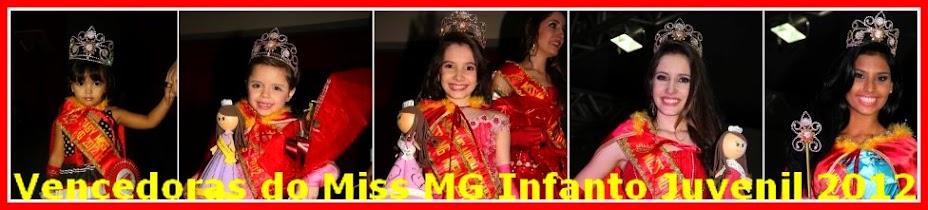 MISS  E MISTER MG INFANTO JUVENIL