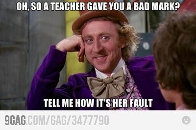 200621358370619104_yJ5Ab6dD_c tom bennett's school report teacher memes some of my current