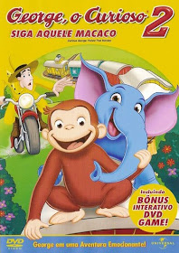 Baixar Filmes Download   George, o Curioso 2: Siga Aquele Macaco (Dual Audio) Grtis
