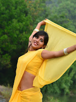 Chandini Chowdary sizzling pics from Ketugadu-cover-photo
