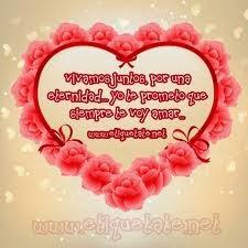 Frases De Amor: Vivamos Juntos Por Una Eternidad Yo Te Prometo Que Siempre Te Voy Amar
