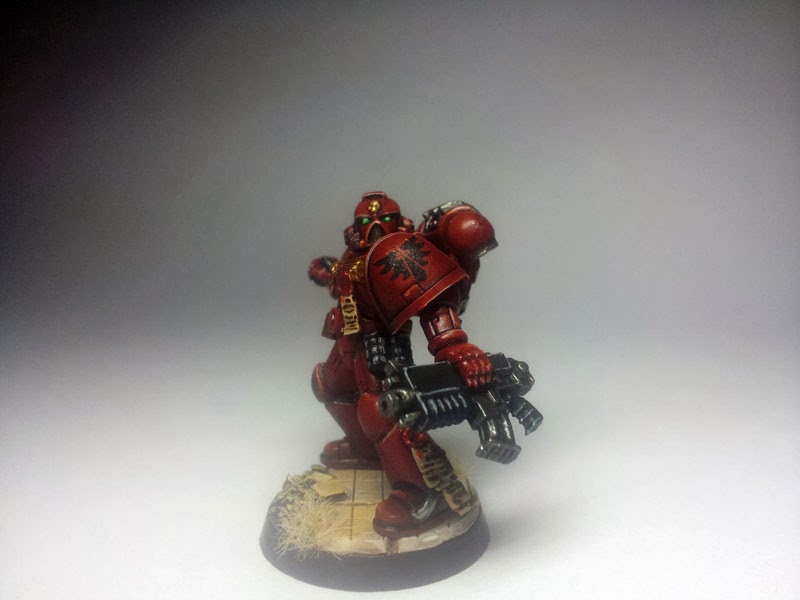 BLOOD ANGELS - WARHAMMER 40000 2-4