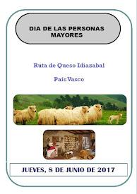 Excursión de las Personas Mayores  // 8 JUNIO (jueves)