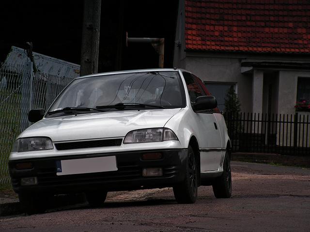 Suzuki Swift II, MK3, staryjaponiec