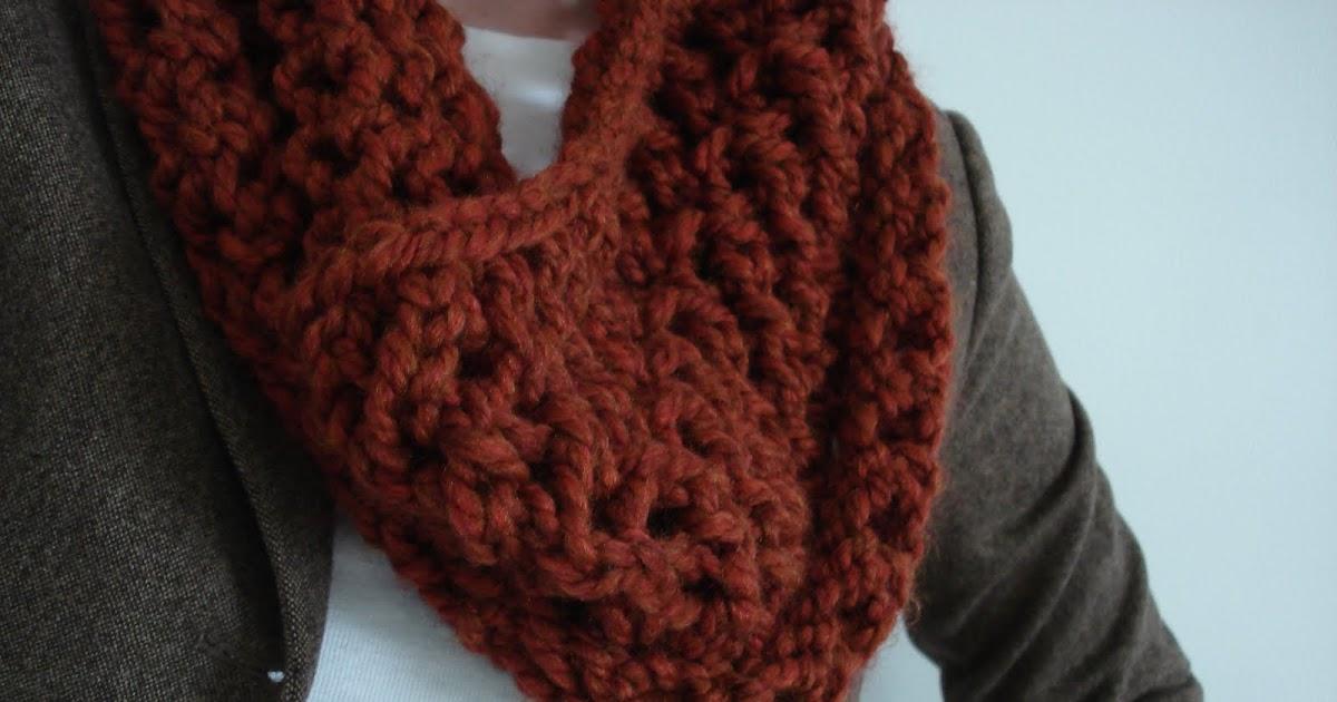 Fiber Flux: Free Knitting Pattern...Spice Cowl!