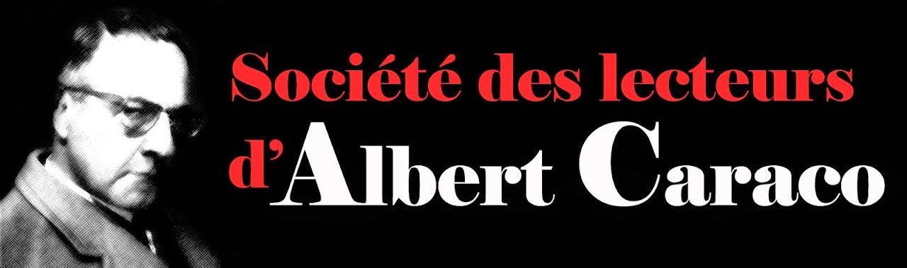 Société des lecteurs d'Albert Caraco