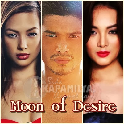 JC de Vera Pairs with Meg Imperial and Ellen Adarna for 'Moon of Desire' Teleserye