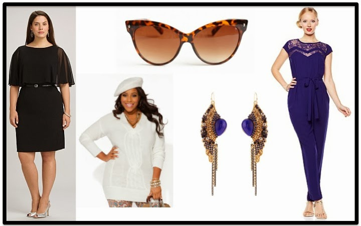 Plus size dresses, Ashley Stewart, plus size blog