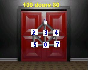 100 doors level 80