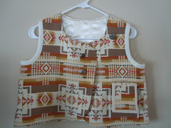 Chief Joseph Vest for Children