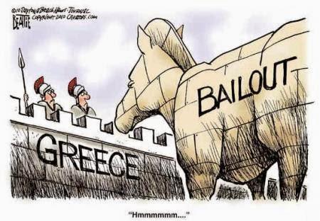 Economia greca: serve un altro salvataggio da 50 miliardi di euro