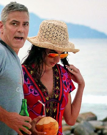 George Clooney proposed Amal Alamuddin with a $750000 Platinum Ring
