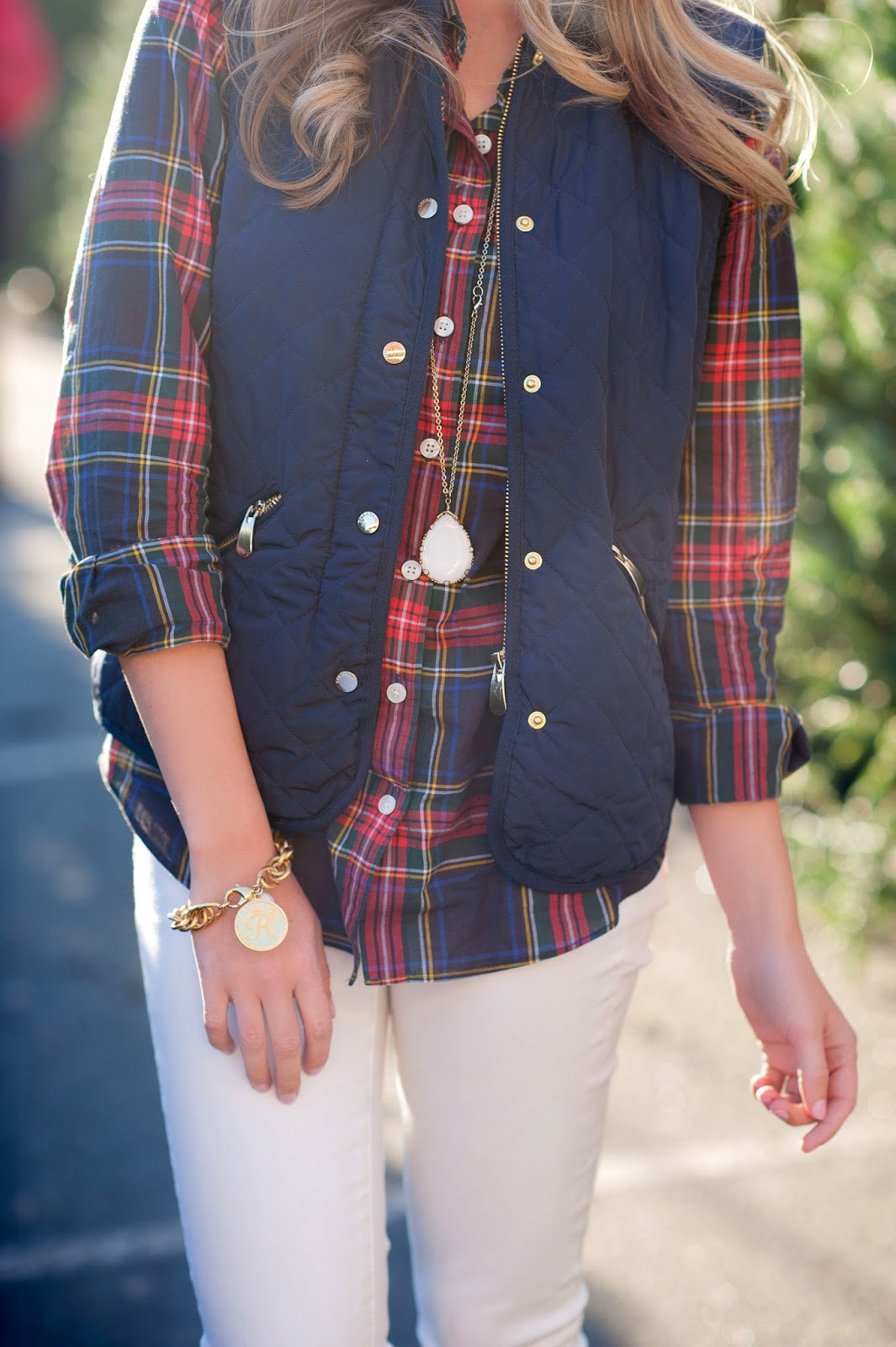 navy-quilted-puffer-zara-vest-with-plaid-button-up-top