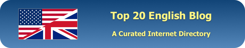 Top 20 English Blog
