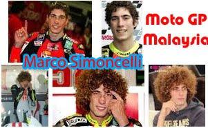Marco Simoncelli, Sepang Moto GP