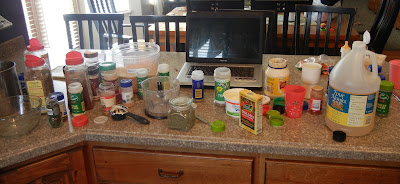 Homemade Ranch Dressing Mix, Italian Seasoning Mix & Taco Seasoning  Spices%2B2