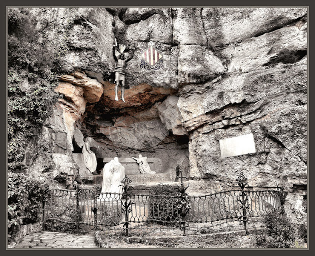 MONTSERRAT-RESURRECION-JESUS-MISTERIOS-FOTOS-ERNEST DESCALS-