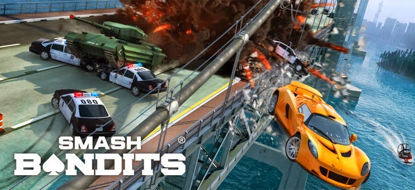 Smash Bandits Racing v1.08.17 APK Mod Unlimited