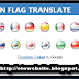 Icon Flag Translate Untuk Blogger