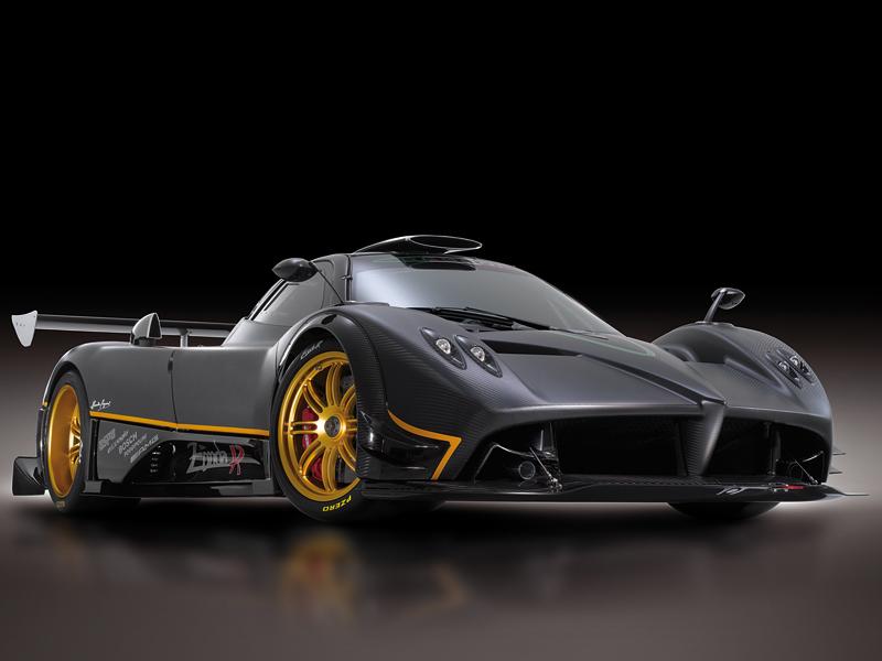 Automotive Magazine: Pagani Cars - Pagani Zonda C9