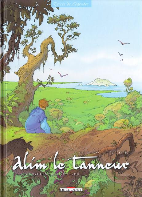 Alim le tanneur 01 - 04 [Lupano-Augustin] (Série finie)