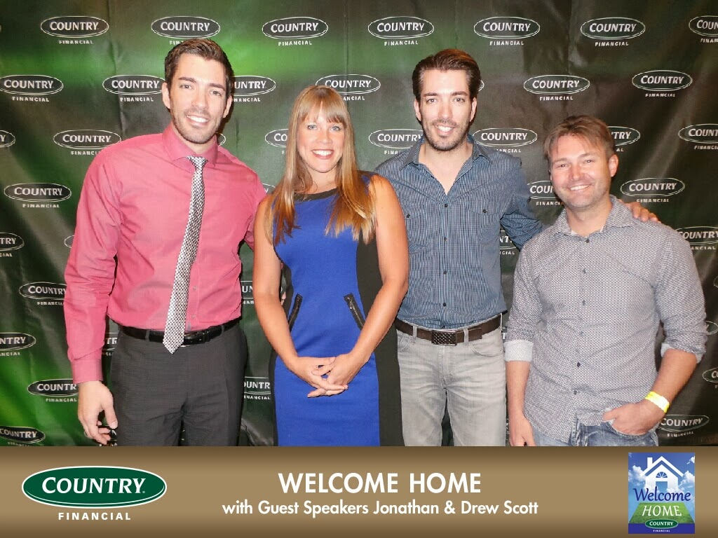 The Gallery For Drew And Jonathan Scott Family