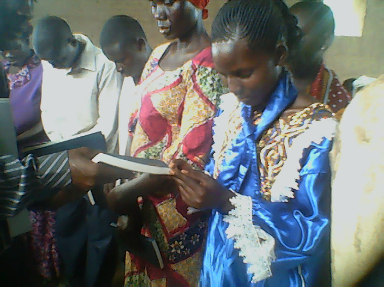 THis woman is a testimony in malaba uganda for what the lord has done to her..we praise the lord.