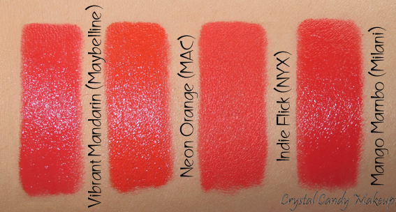 crystal candy makeup blog review swatches rouge. Black Bedroom Furniture Sets. Home Design Ideas