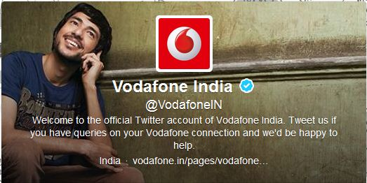 Best Cool Twitter Headers vodafone a multinational telecommunication company