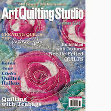 ARTQUILTING STUDIO SUMMER 2013