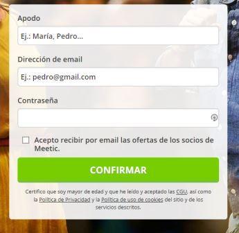 Aplicaciones para Ligar (o encontrar pareja) Android e iPhone