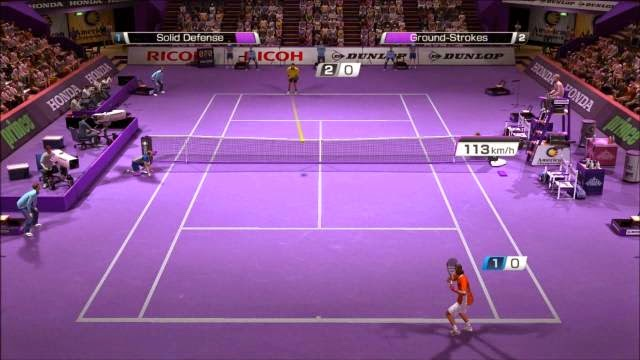 Download Virtua Tennis 4 PC Game full version