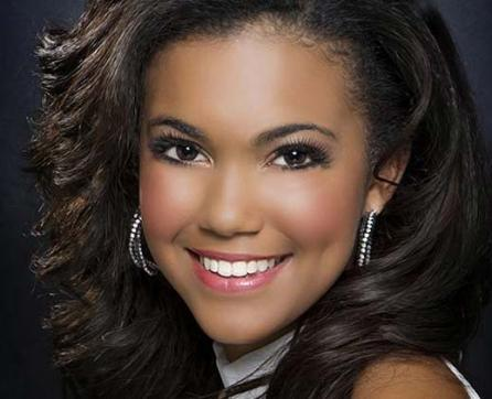 Logan West Crowned Miss Teen USA » Gossip | Logan West