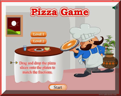 http://www.softschools.com/math/fractions/games/