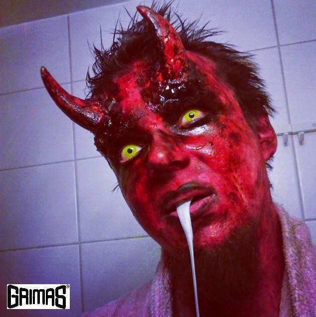 Devil / Perkele + makeup: Ari Savonen.