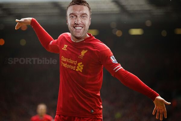 Rickie Lambert, Liverpool, Luis Suarez, meme, bite, World Cup 2014, Uruguay, funny, funny picture,