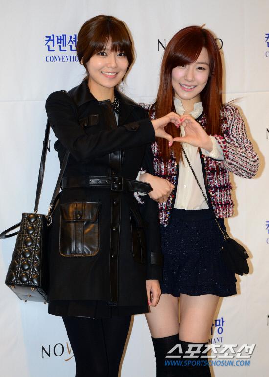 Sooyoung dan Tiffany SNSD Hadir di Pernikahan Hong Rok-gi 14