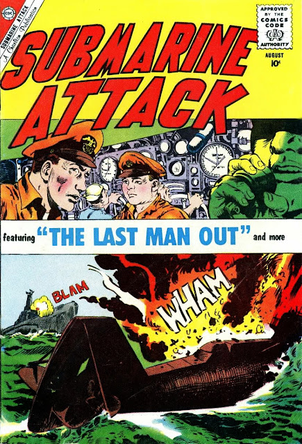 http://submarinecomicsandnovels.blogspot.be/p/submarine-attack-23.html