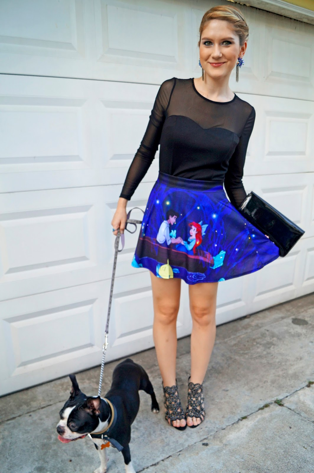 Adorable Disney Skirt from Hot Topic
