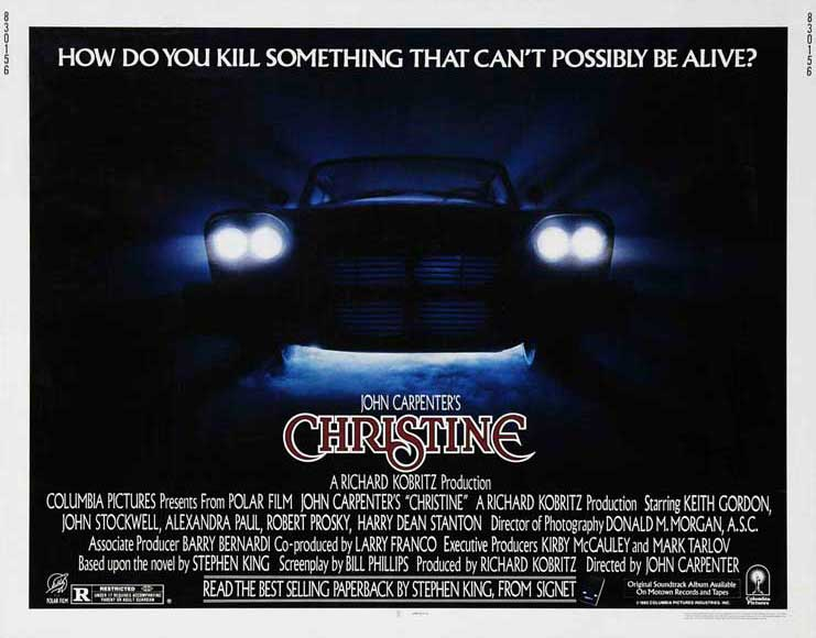 cult movies download  christine  1983