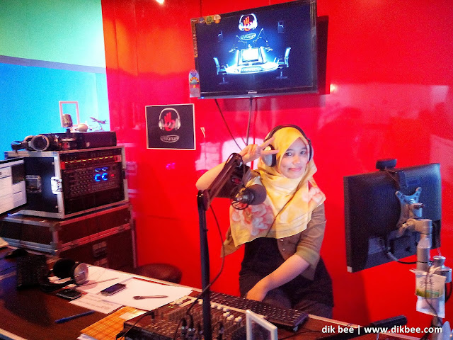 Ewana FM More Than Just A Radio | Segmen Bersama Bloggers