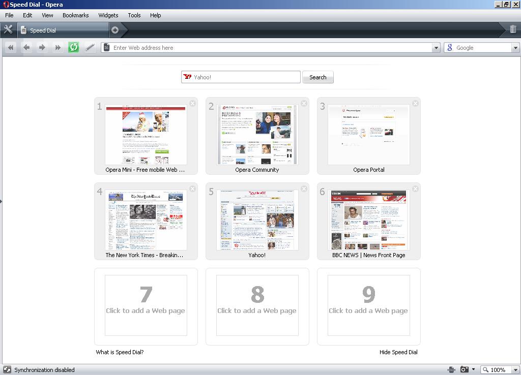 Opera latest version 12 01 free download free software full version