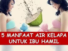 Manfaat Air Kelapa Untuk Ibu Hamil Trimester Pertama, 3 ...
