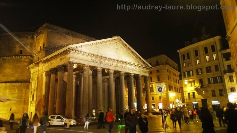 rome panthéon